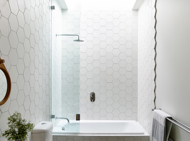The Benefits Of Using Hexagon Tiles In The Bathroom