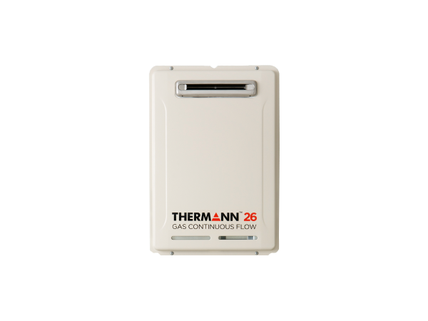 Thermann Gas Continuous Flow 6 Star Hot Water System